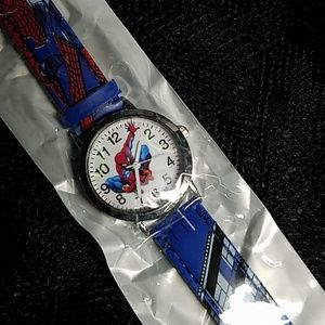 Kid's Spiderman watch- 2 for $15